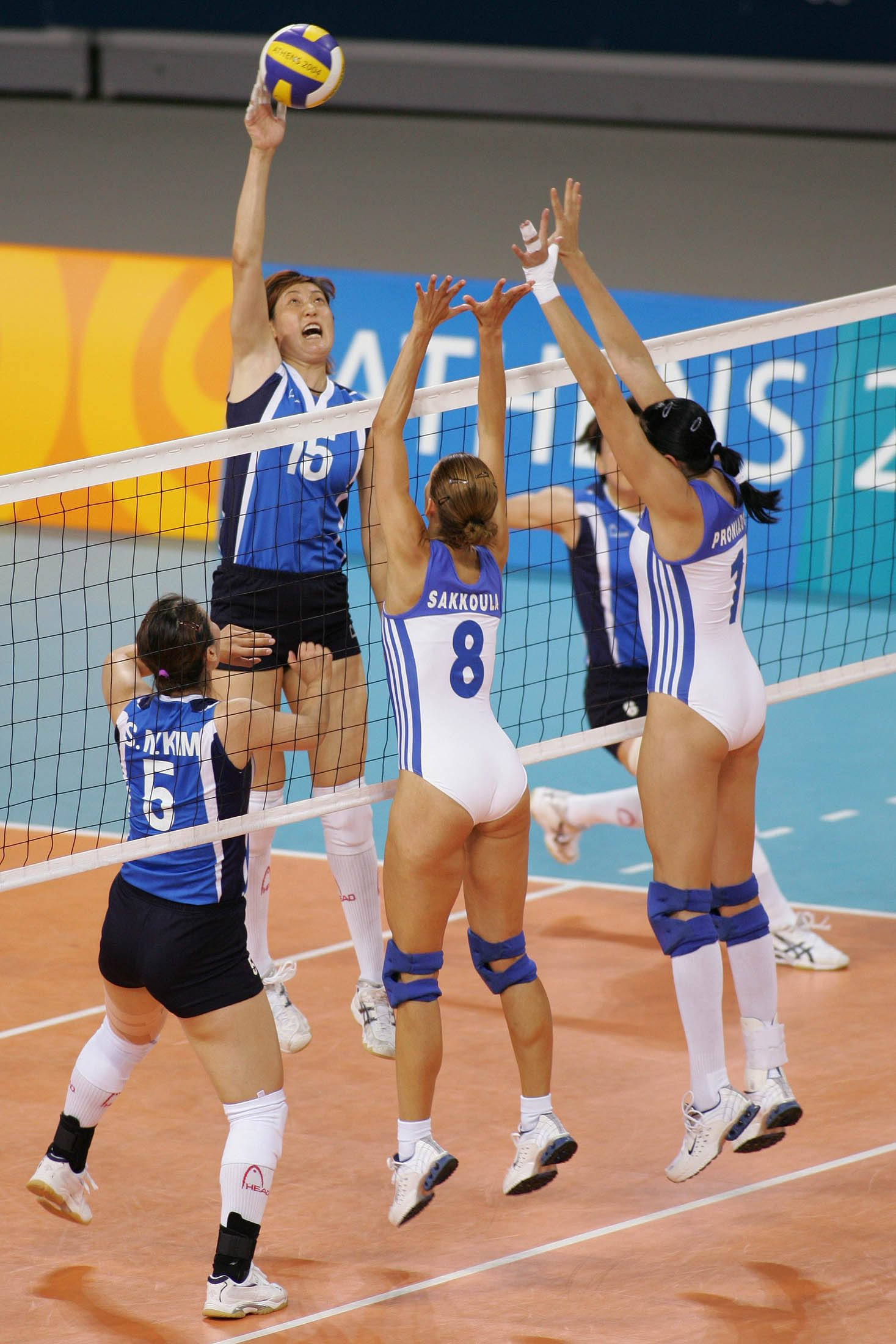 Nude volleyball foto 49