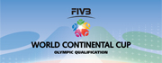FIVB World Continental Cup Olympic Qualification 2016