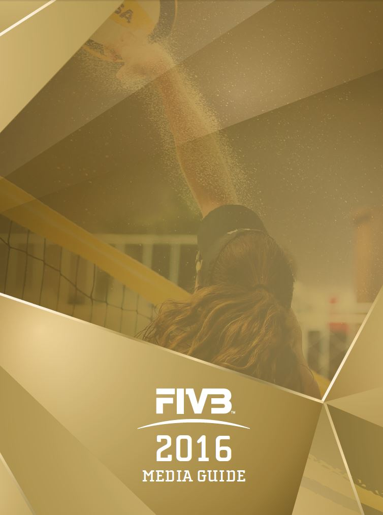 FIVB World League 2015 Media Guide