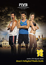 London 2012 Olympic Games - Beach volleyball