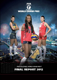 FIVB World Grand Prix 2012 Final Report