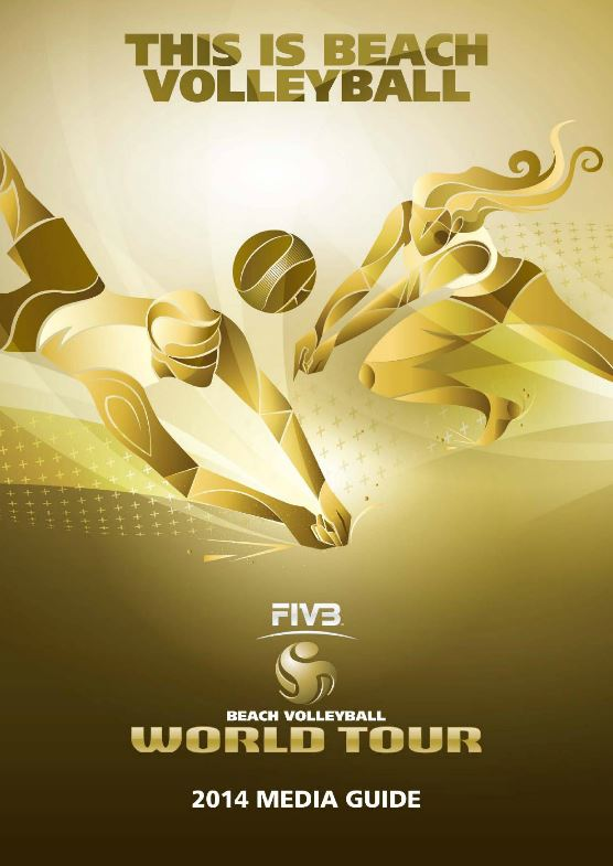 FIVB Beach Volleyball Season 2013 Media Guide