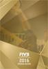 FIVB 2016 Media Guide