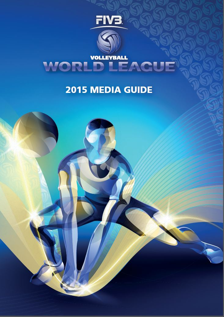 FIVB World League 2015 Media Guide