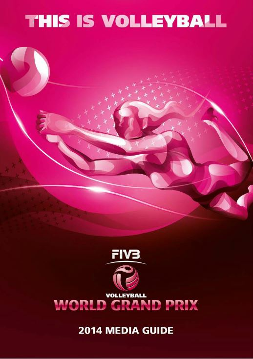 FIVB World League 2013 Media Guide