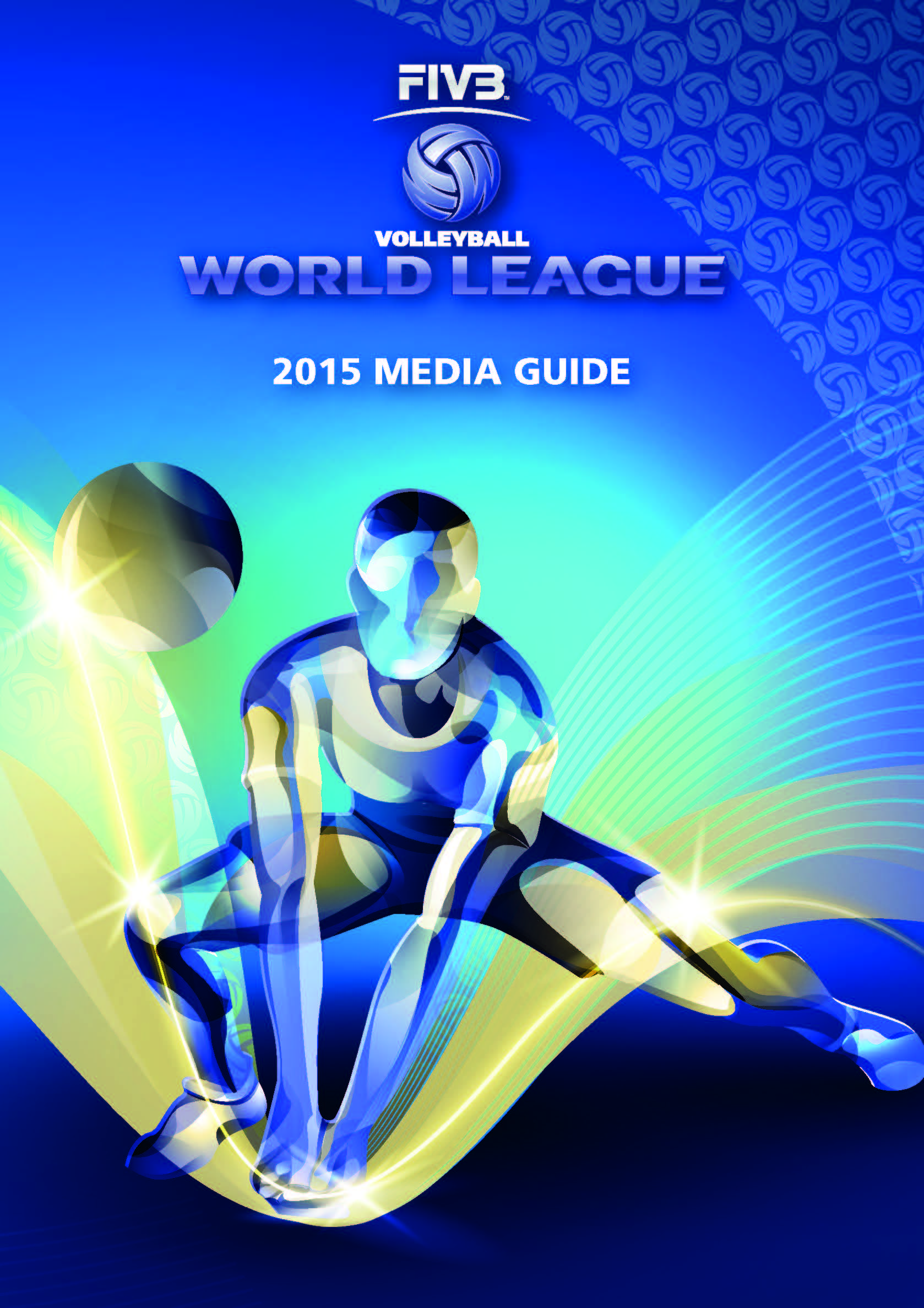 FIVB Volleyball World League 2015 Media Guide