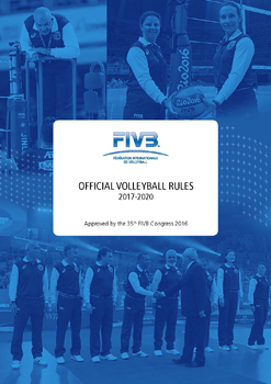 international volleyball rules