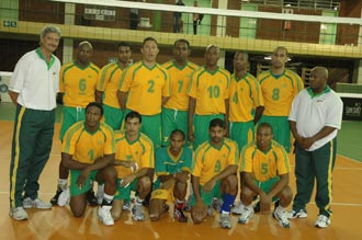 FIVB World Championships 2006 / Tunisia - Men / Team Rosters