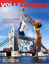 FIVB Volley World 3/2012