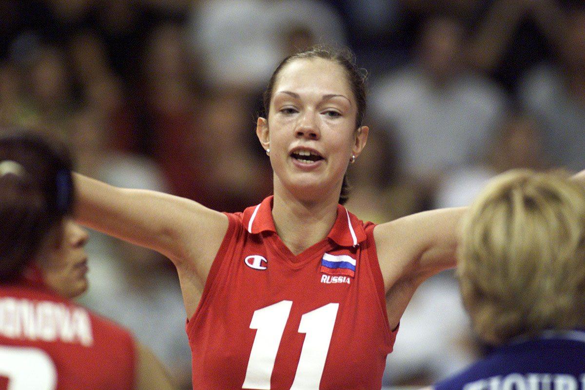 Ekaterina Gamova (RUS)