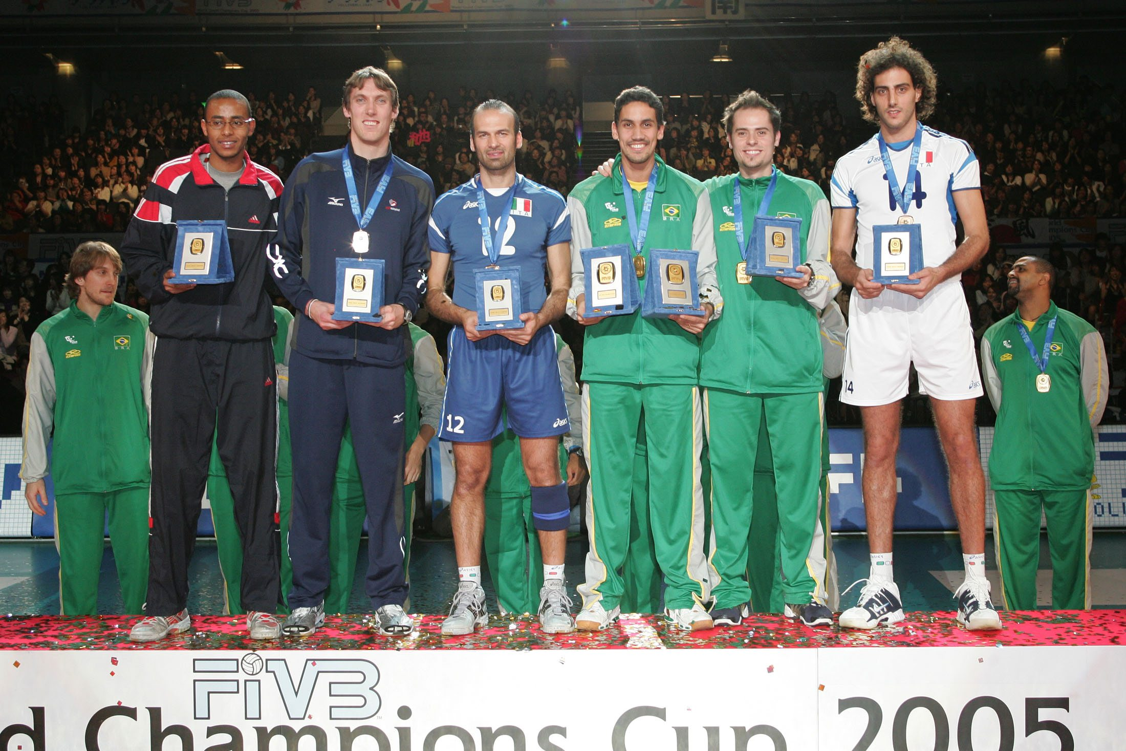 World Grand Champions Cup 2005