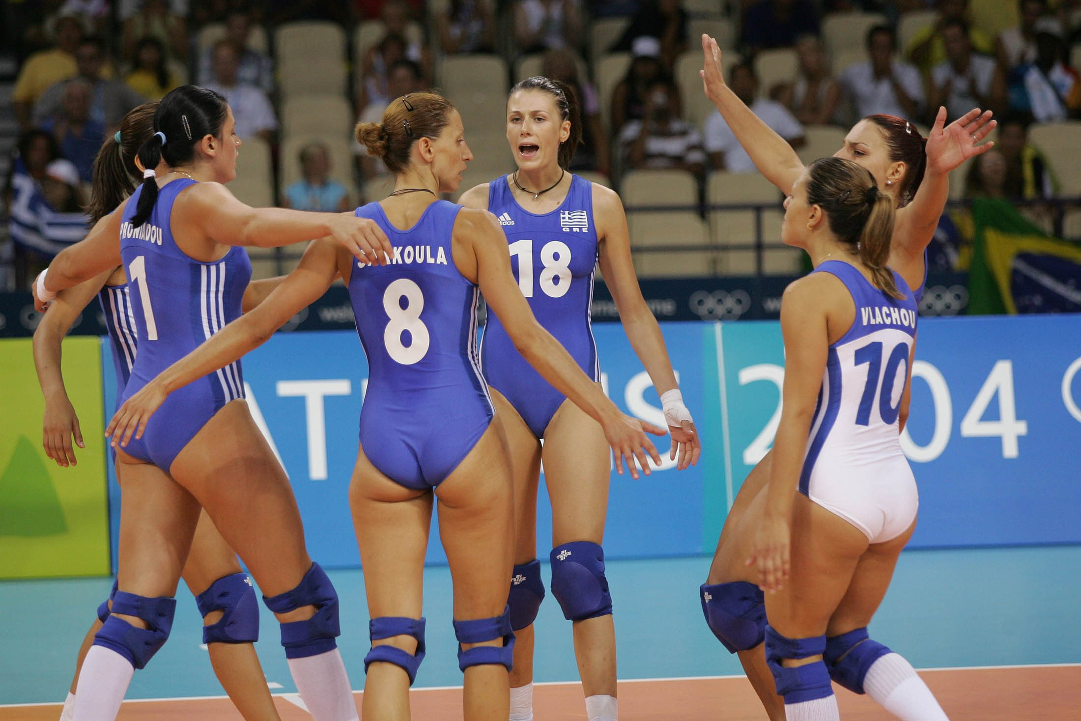 cuban women volleyball team naked