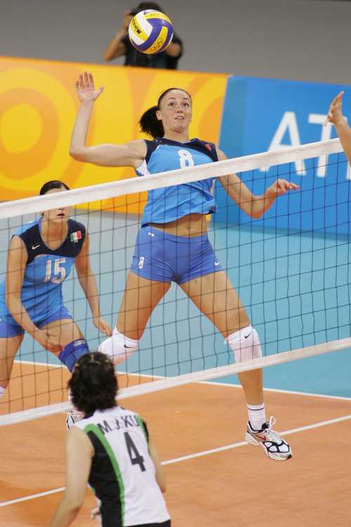 volleyball pictures olympics. Athens Olympic Volleyball