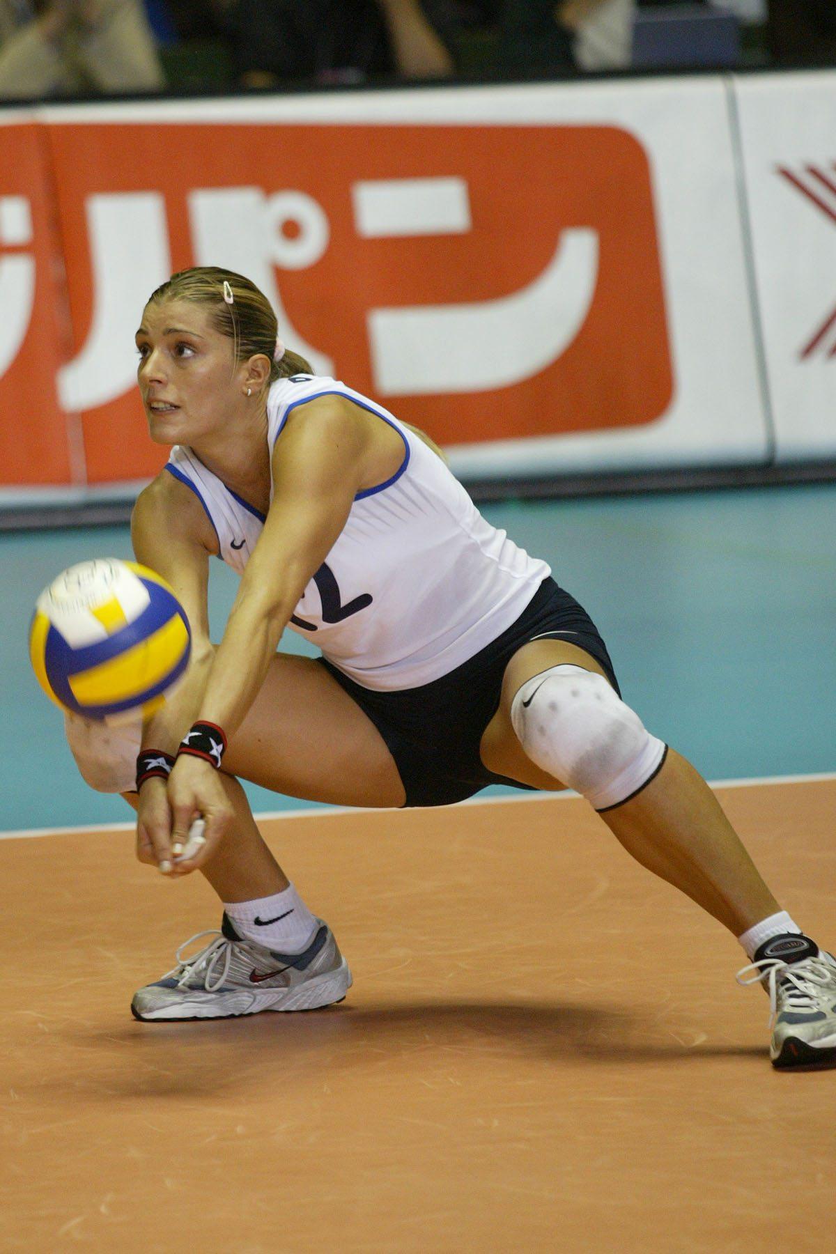 player piccinini Volleyball francesca