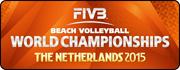 FIVB Beach Volleyball World Championships The Netherlands 2015