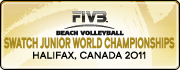 FIVB Beach Volleyball Swatch Junior World Championships