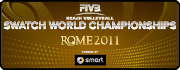 FIVB Beach Volleyball Swatch World Championships