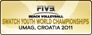 FIVB Beach Volleyball Swatch Youth World Championships