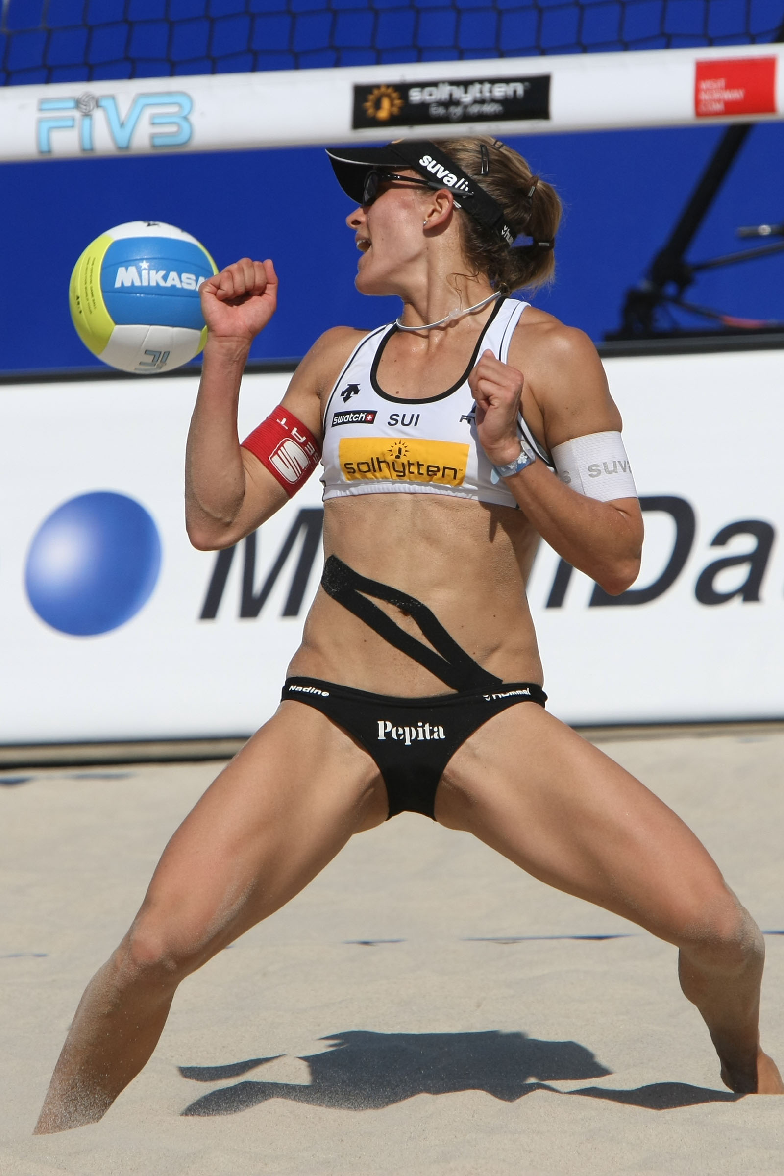 Hot beach volleyball female players dating 8