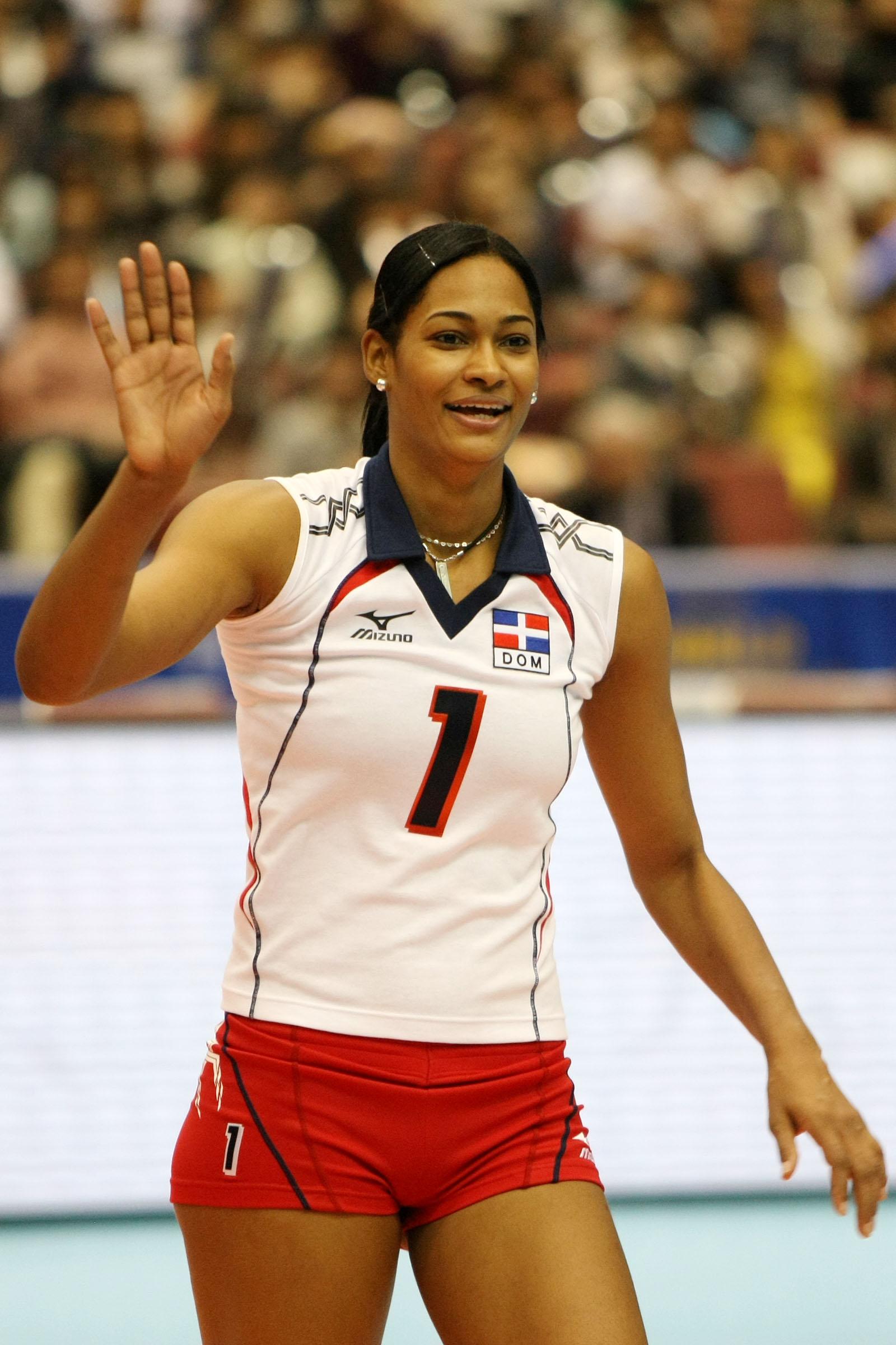 Winifer fernandez volleyball - 2 part 4
