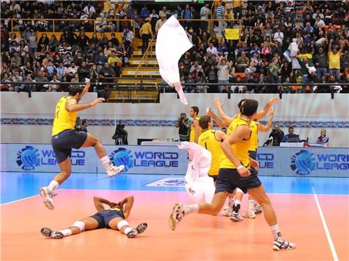 Brasil festeja