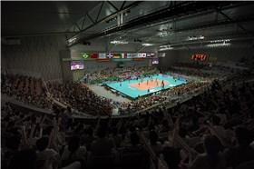 Ningbo arena