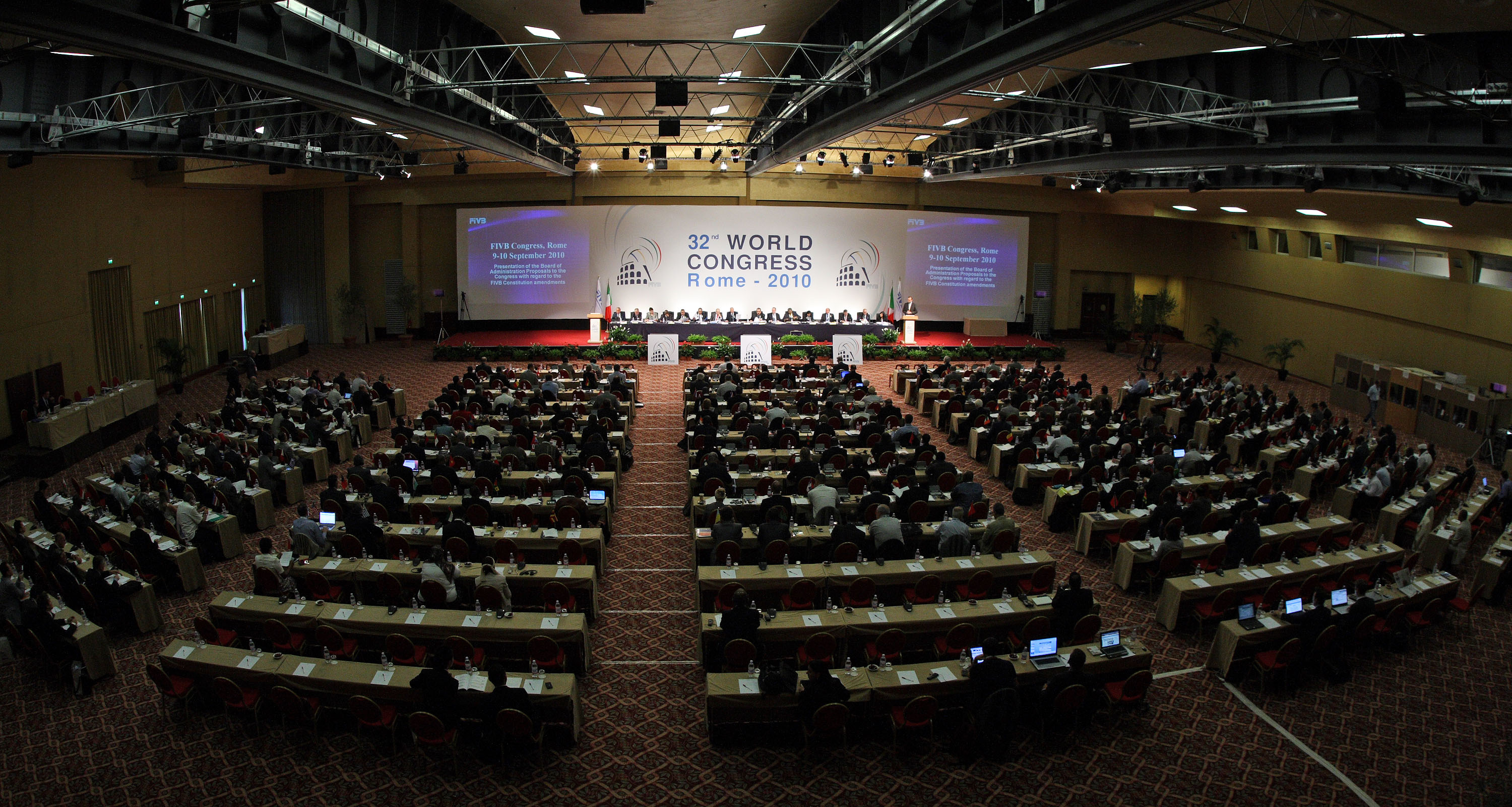 FIVB world Congress