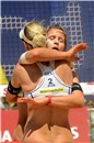 Goller/Ludwig (GER) after been defetead by Hanson/Fendrick (USA)