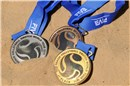 FIVB World Tour Silver, bronze and gold medals