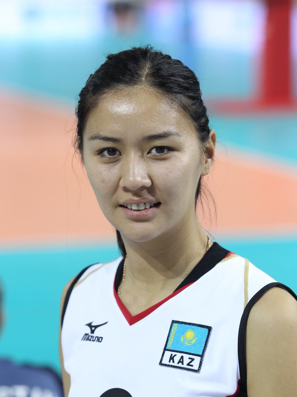 WGP2011 - KAZ 03: JARLAGASSOVA - Sana JARLAGASSOVA