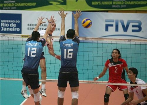 Argentina - Túnez