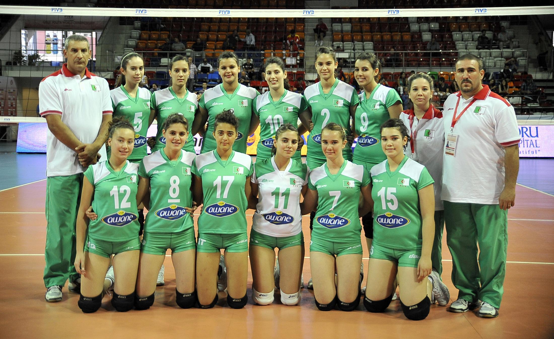 Algérie - GY2011