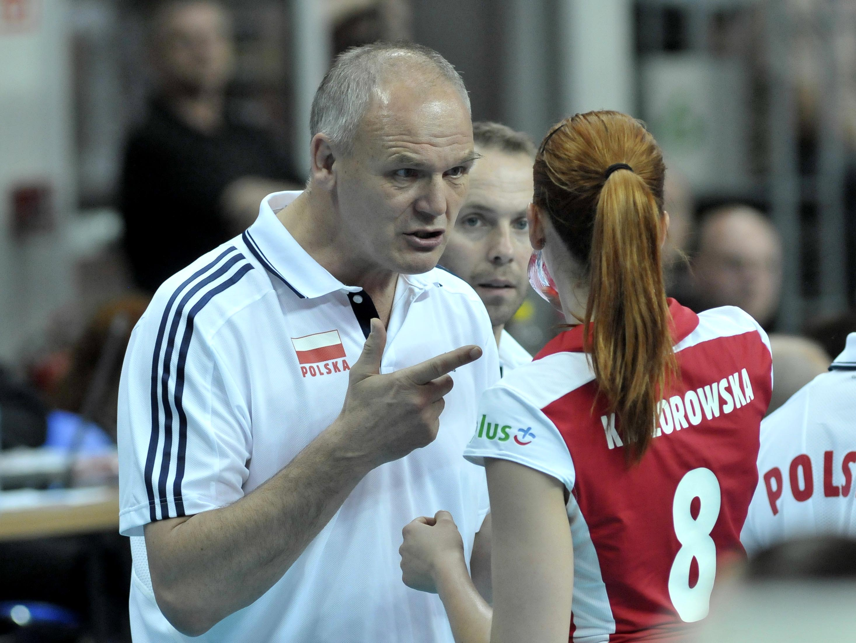 This is Volleyball! ♥: 057. Przegrana Polek w WGP.