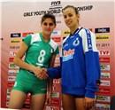 L'Algérie et l'Italie capitaines