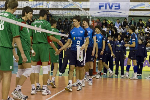 Argentina - Bulgaria