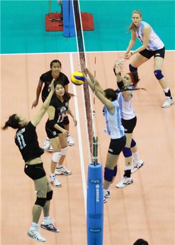 Tailandia - Argentina