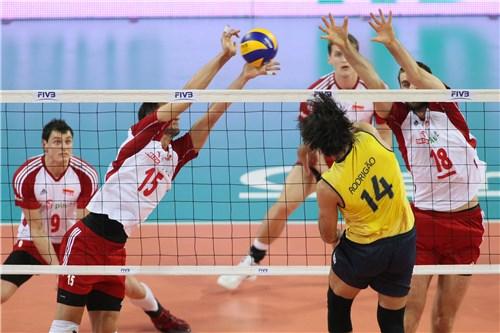 Brasil - Polonia