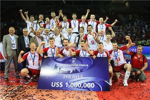 Oro para Polonia