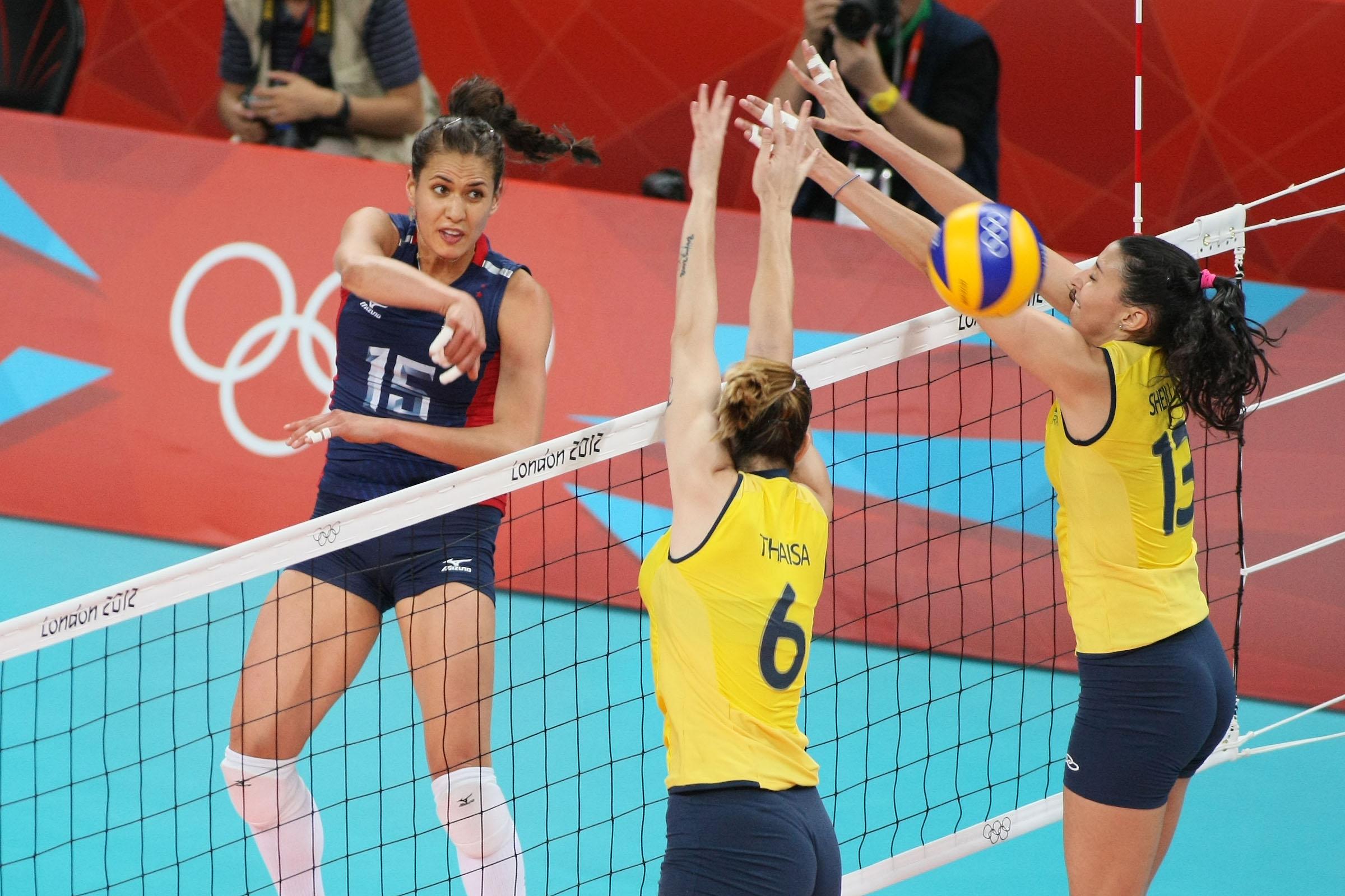 Womens Volleyball - Japan v Korea - Bronze Medal Match