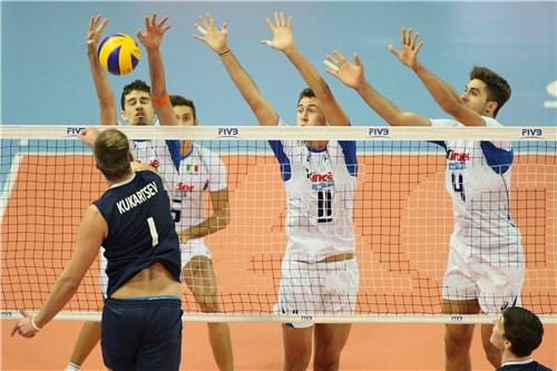 Kukartsev enfrenta el bloqueo italiano