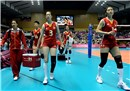 Disappointed China leave the court