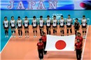Japan during the National anthem