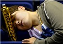 After 3 matches volleyball on a day you\'re tired