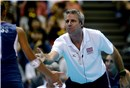 Head coach Karch Kiraly