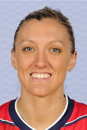 Player Jordan Larson FIVB Volleyball Womens World