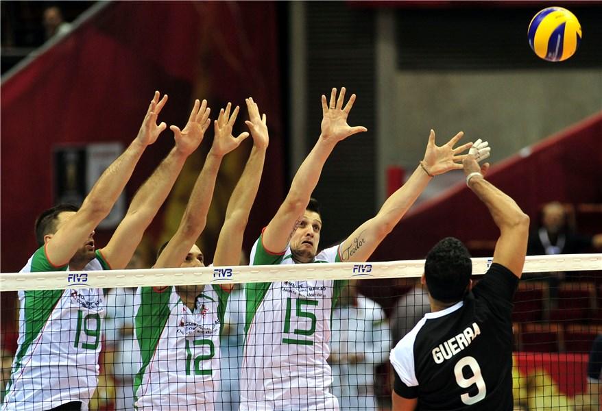 México erra demais e Bulgária vence em estreia do Mundial