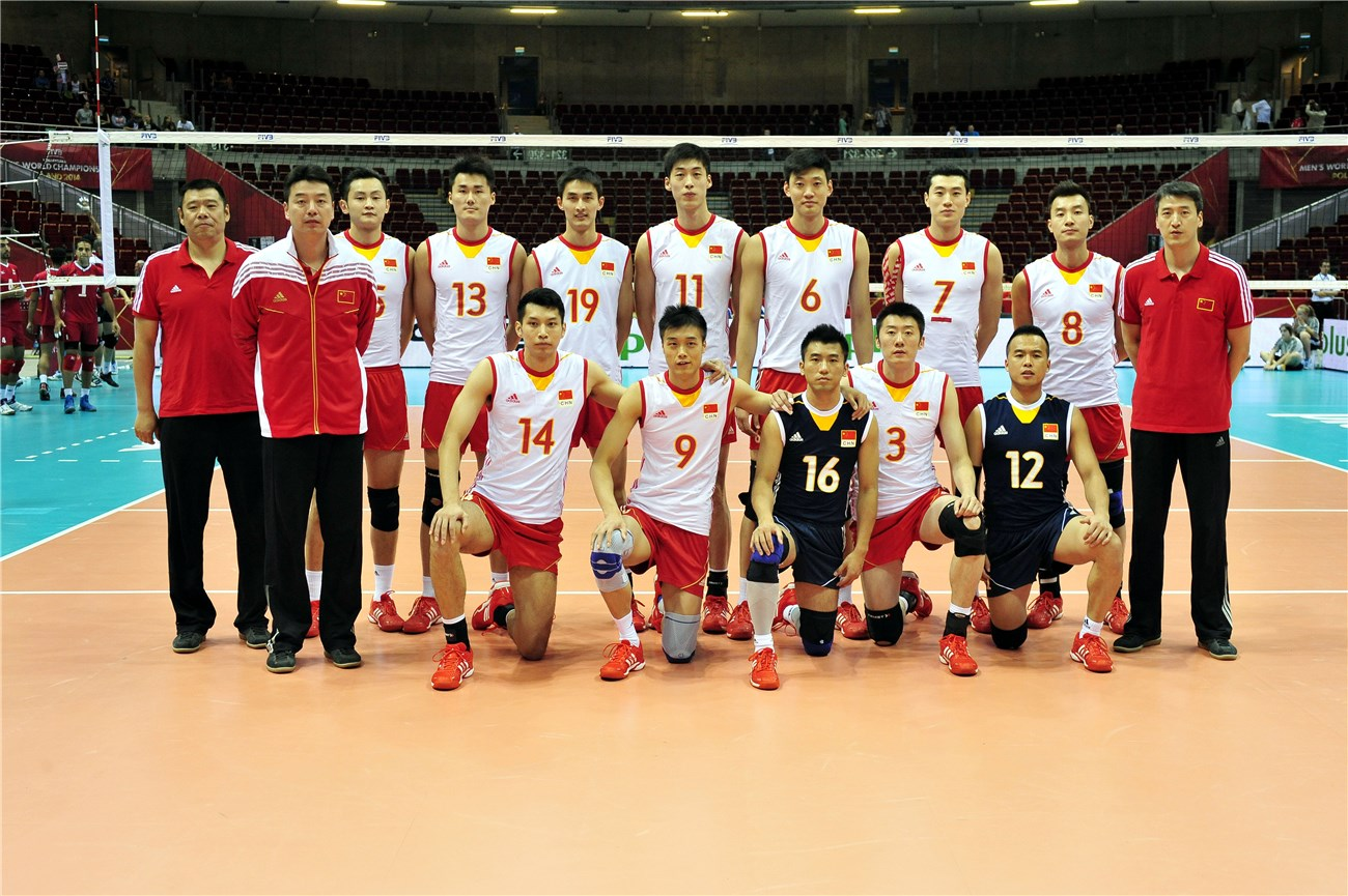 Overview - China - FIVB Volleyball Men's World ...