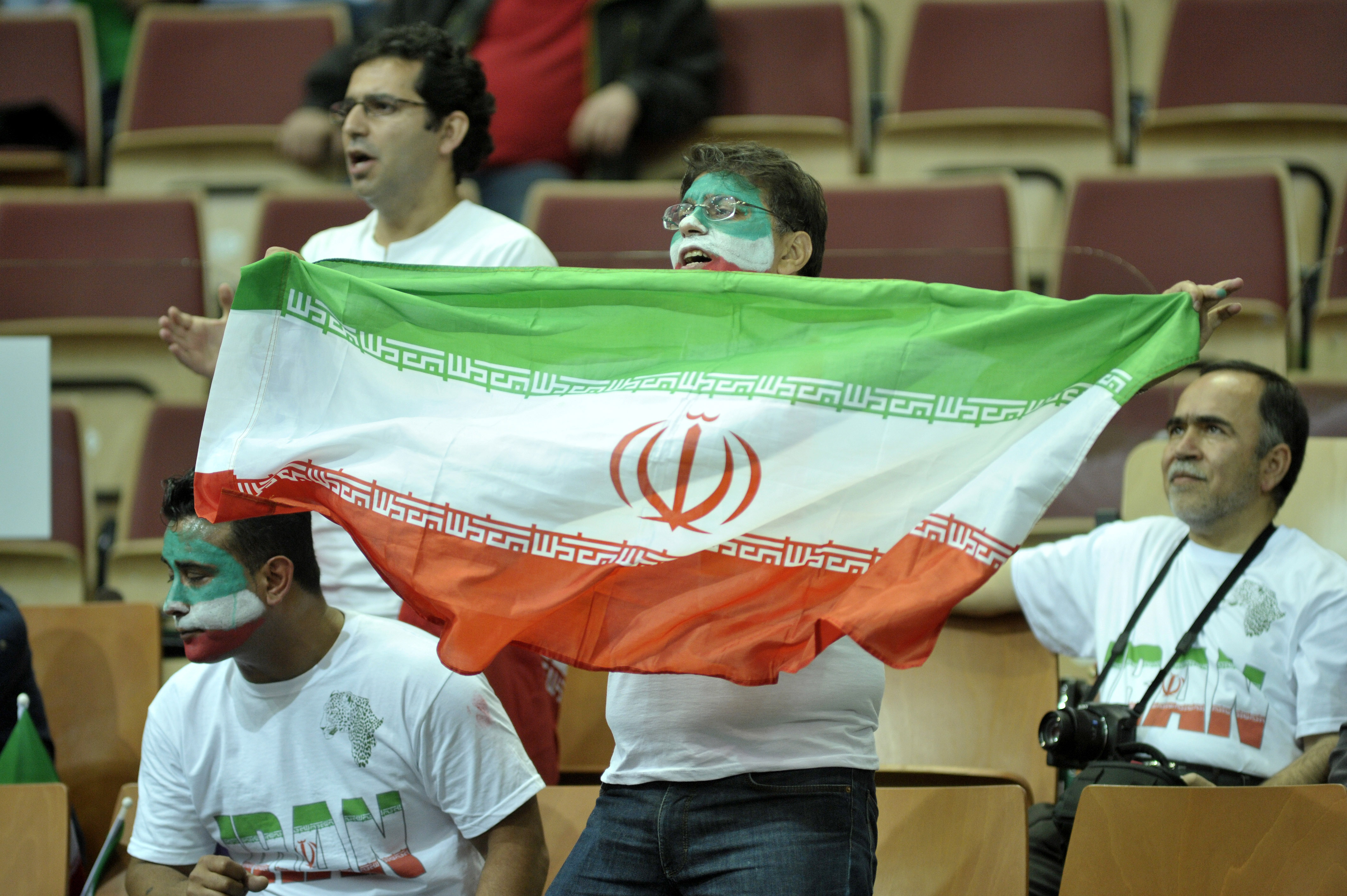 والیبال قهرمانی جهان عکس والیبال تماشاگران والیبال تماشاگران ایران