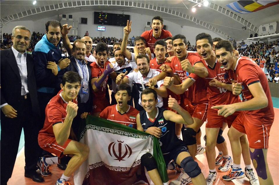 مدال برنز بر گردن نوجوانان ایران/ شکست مدافع عنوان قهرمانی مقابل ایران