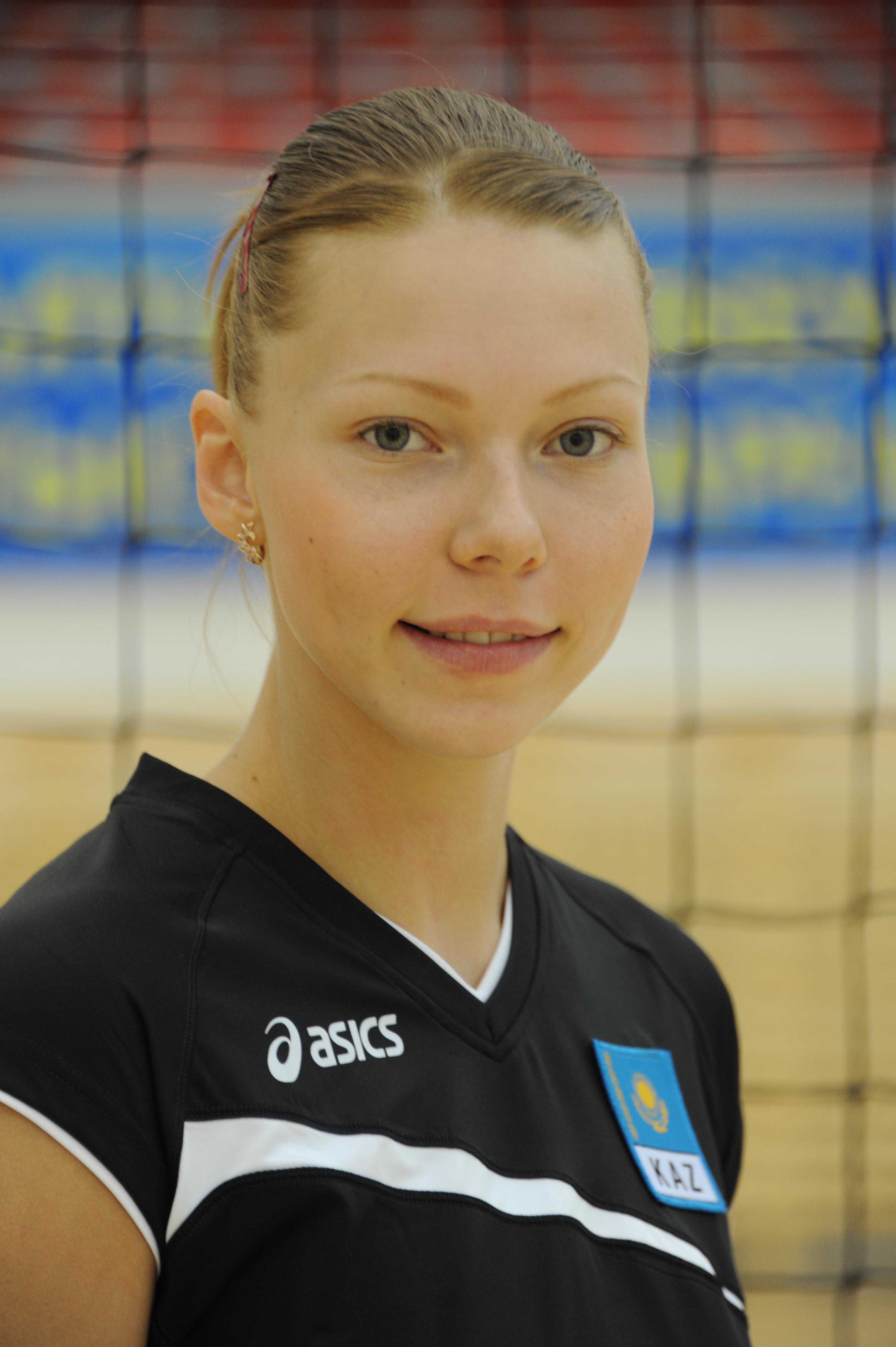 Irina Kenzhebaeva